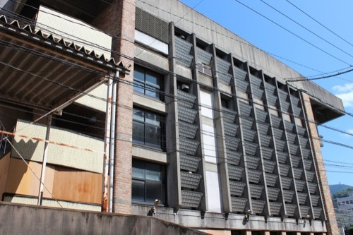 0251:長崎市公会堂 西側から②