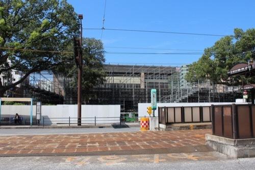 0251:長崎市公会堂 公会堂前電停より