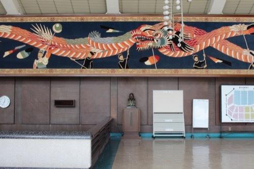 0251:長崎市公会堂 玄関②