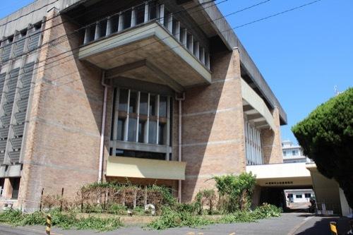 0251:長崎市公会堂 西側から①