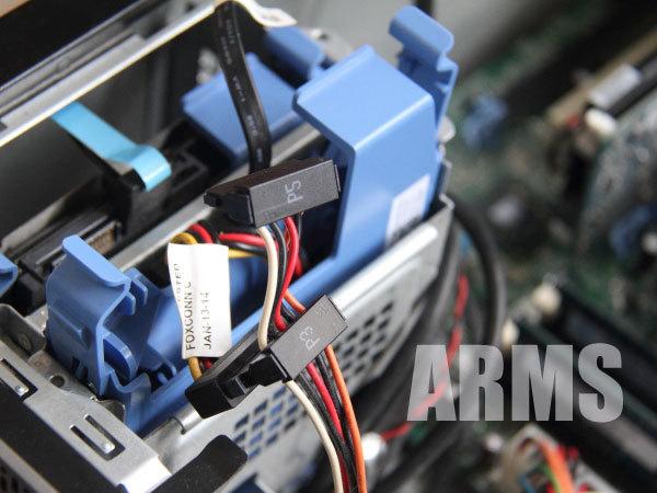 DELL OPTIPLEX 7010 SSD交換 3