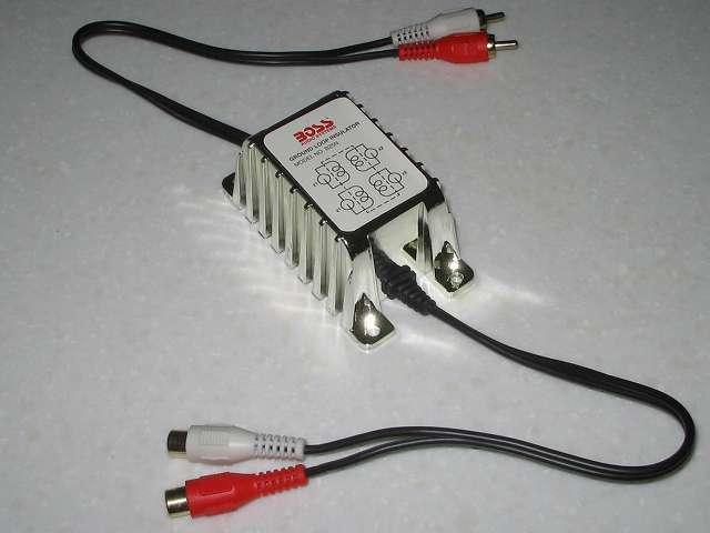 BOSS RCAノイズフィルター アイソレータ B25N AUDIO 開封
