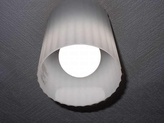 小型シーリングライトに Shine Hai LED 電球 口金 E26 昼白色 8W 白熱電球60W相当 800ルーメン 広配光タイプ 5000K 装着