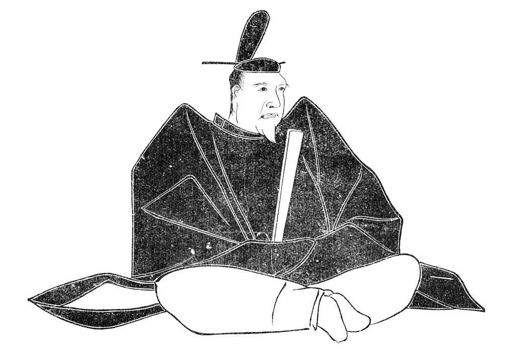 足利貞氏木像(鎌倉浄名寺蔵)