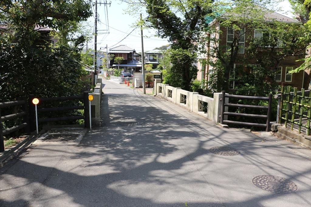 滑川と東勝寺橋_5