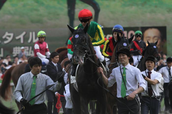 2017 サトノアーサー 日本ダービー