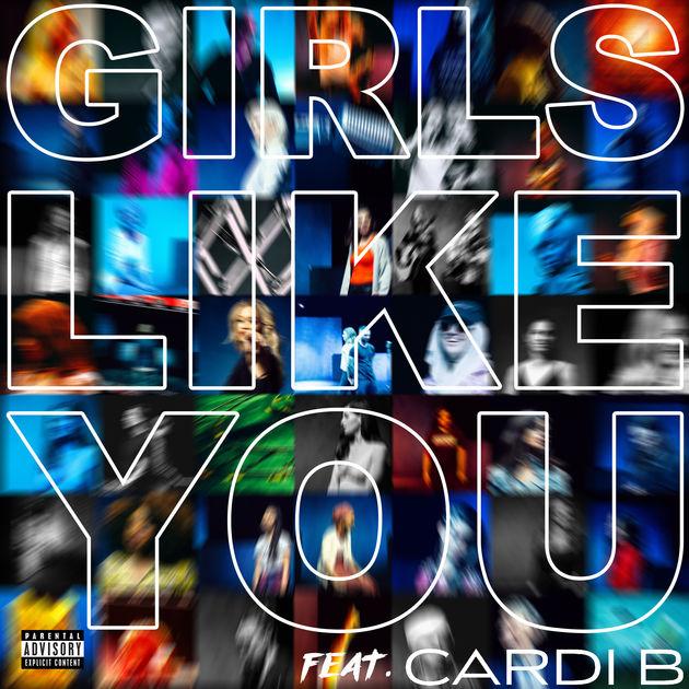 Maroon 5 Cardi B Girls Like You