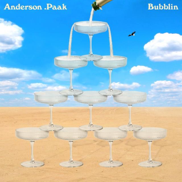 Anderson Paak Bubblin