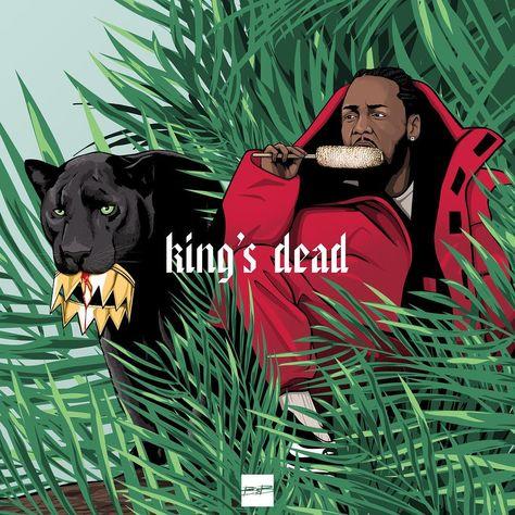Kendrick Lamar Kings Dead
