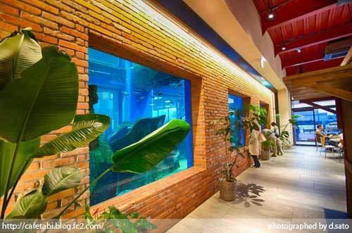 PIER-01 シーフードレストラン みなと店 千葉県 千葉市 中央区 個室 予約 ディナー ピア01 店内写真 01