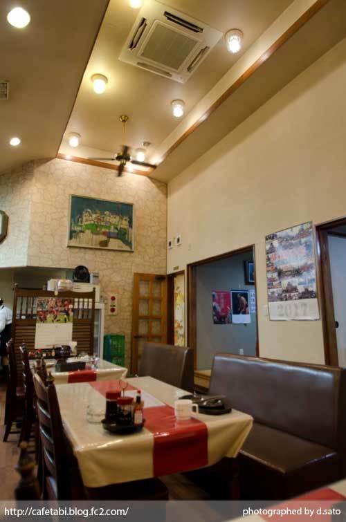 茨城県 鉾田市 食事 洋食 レストラン ディナー グリルあらの うまい 満腹 満足 アクセス 駐車場 国道51号線沿いのお店 店内 03