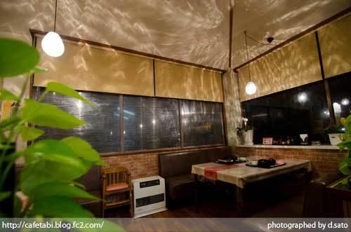 茨城県 鉾田市 食事 洋食 レストラン ディナー グリルあらの うまい 満腹 満足 アクセス 駐車場 国道51号線沿いのお店 店内 04