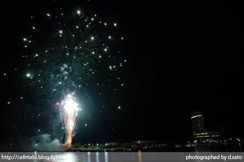 静岡県 熱海市 熱海海上花火大会 場所 穴場 ホテル ラビスタ伊豆山 送迎 花火 14