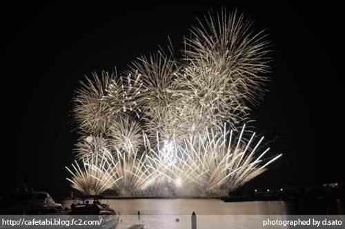静岡県 熱海市 熱海海上花火大会 場所 穴場 ホテル ラビスタ伊豆山 送迎 花火 21