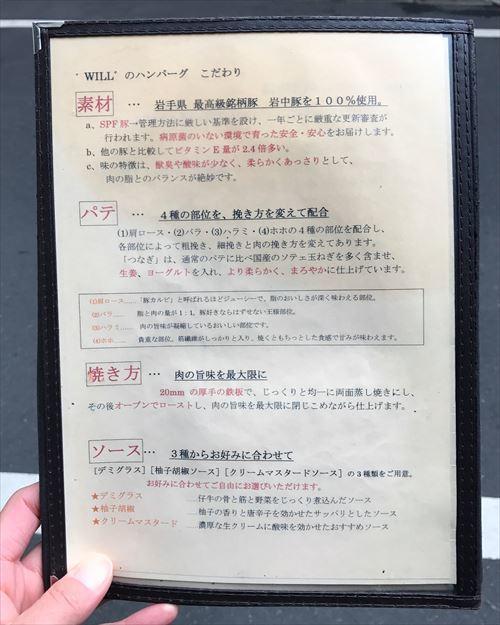 ゆうブログケロブログハンバーグウィル(5)