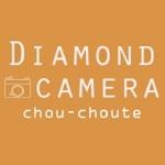 ダイヤモンドカメラシュシュ