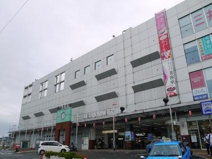 JR香椎駅西口