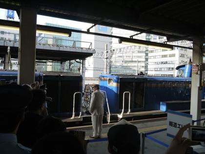デイーゼル機関車