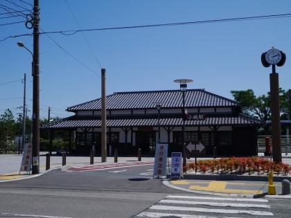 JR小城駅