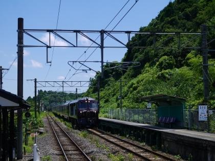 永尾駅(1)
