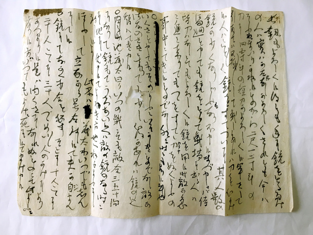 坂本龍馬の手紙5
