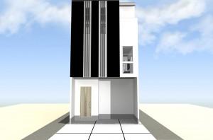 京都 注文住宅 京都市 西京区 西京極 2階LDK トーヨーキッチン サブリビング 木造3階建て 耐震等級