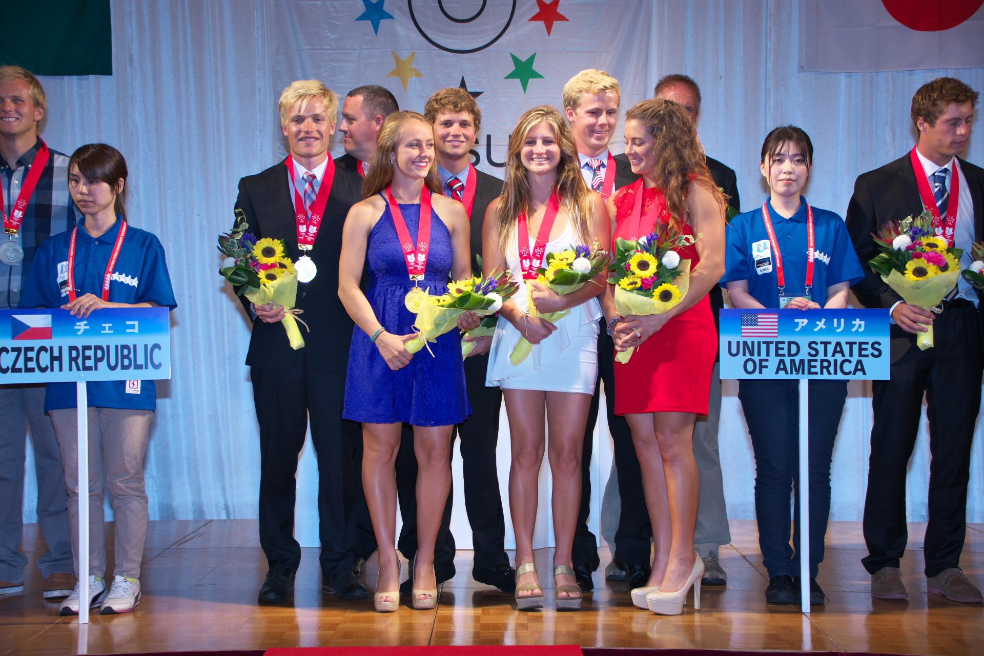2016WUS Medal Presen15
