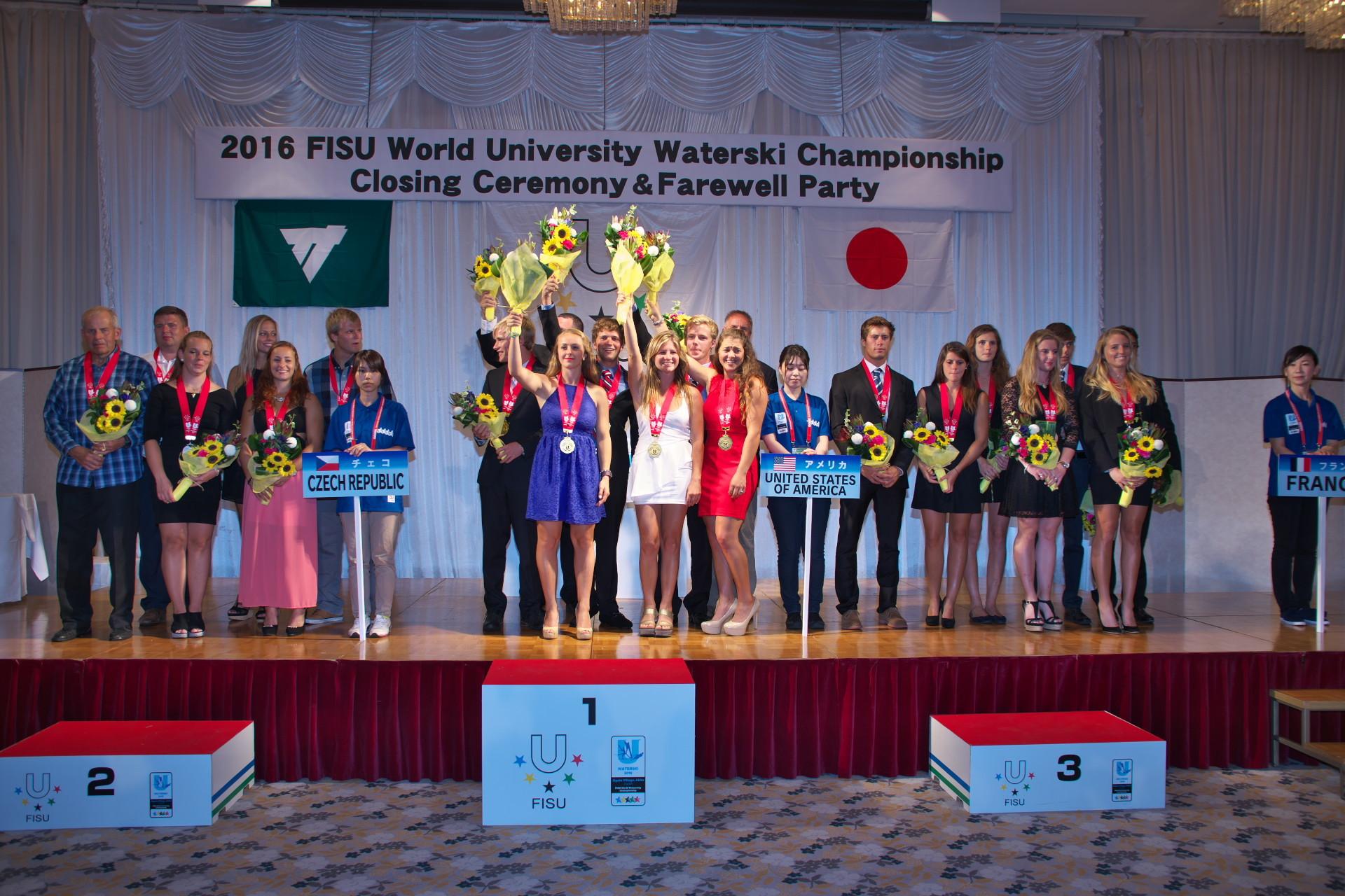 2016WUC Medal Presen16