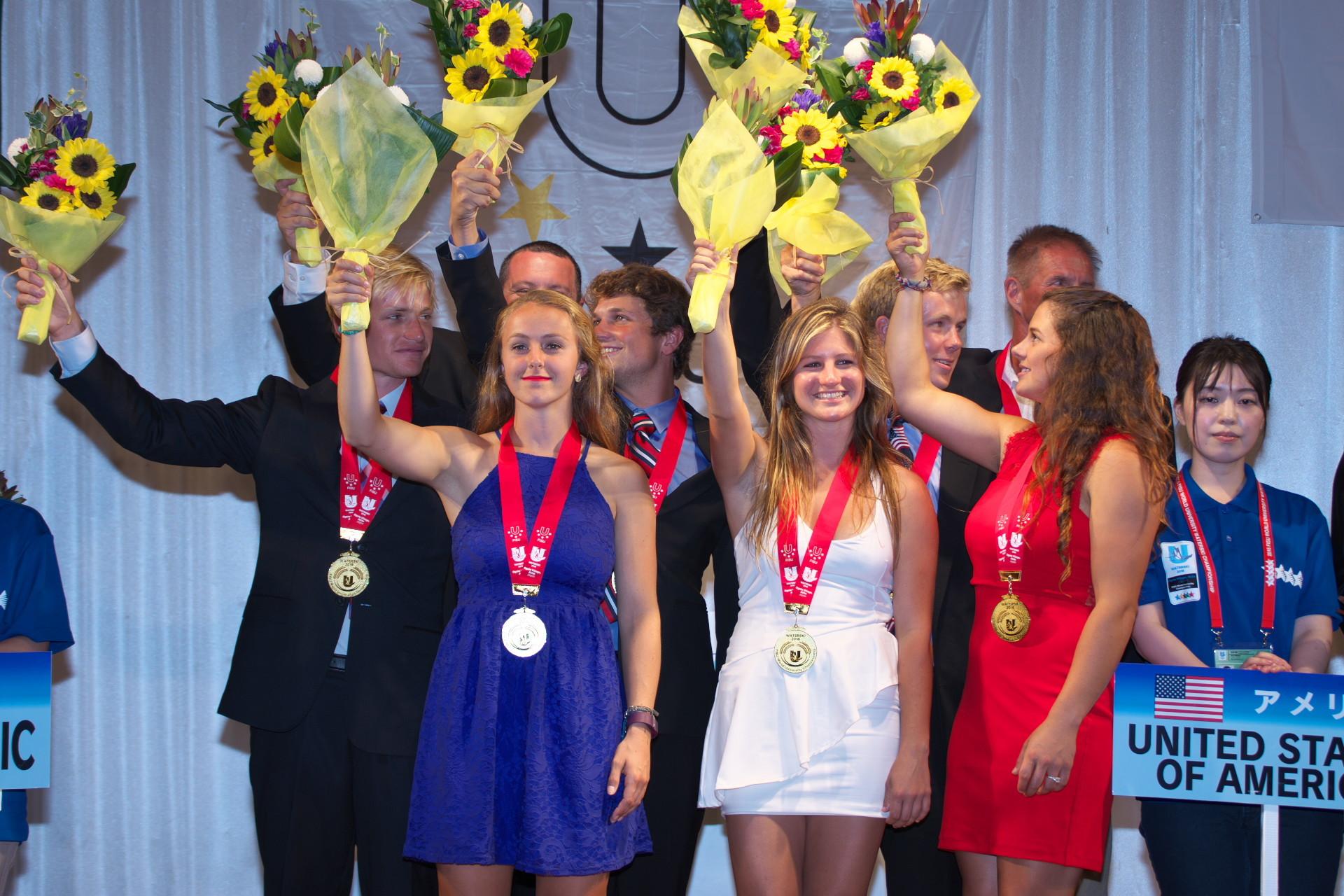 2016WUS Medal Presen17