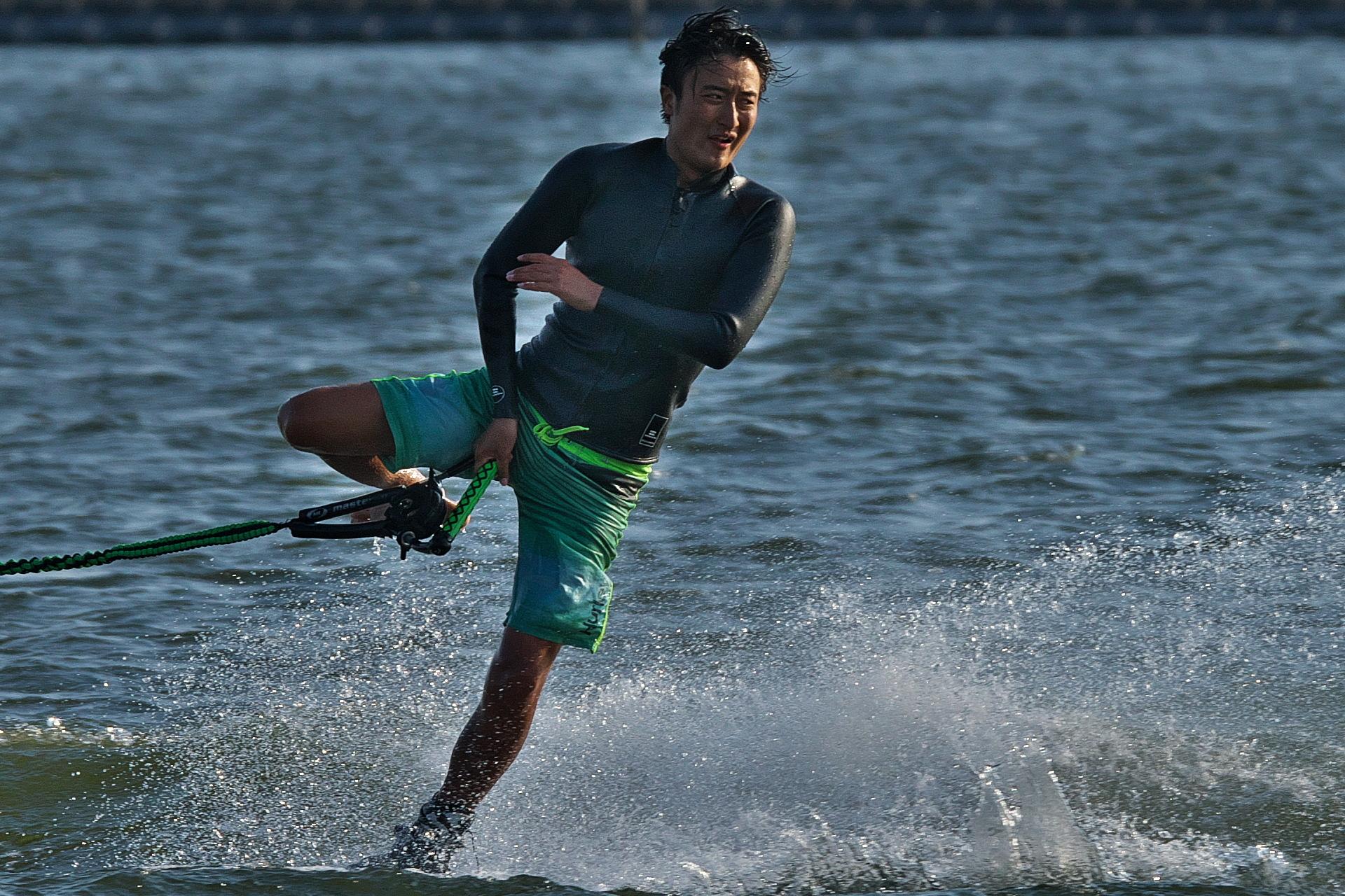 海野聖太選手(立4)2017CS1 M's Trick 3rd