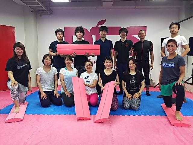 【Lips-SC-エクササイズセミナー】大阪開催終了しました