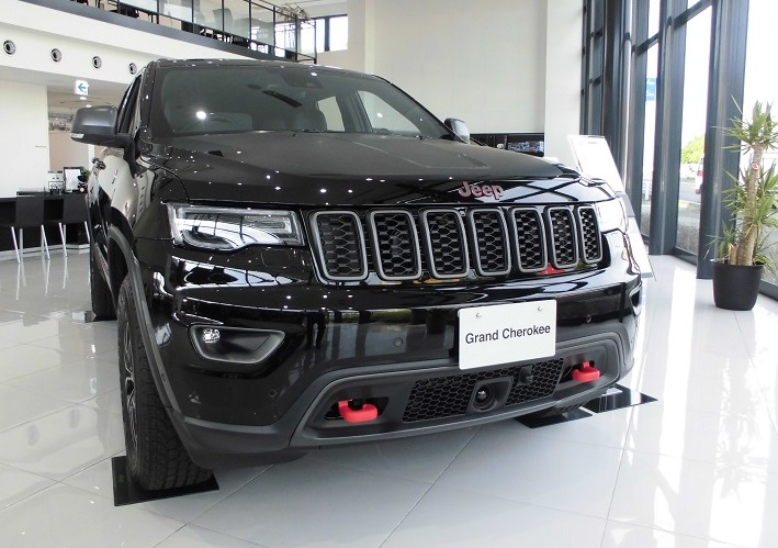 Grandcherokee trailhawk