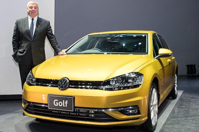 新型ゴルフ