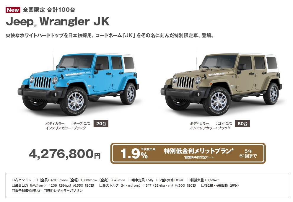 Jeep® Wrangler JK Jeep® (1)