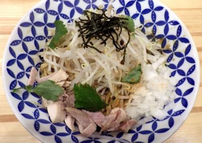 ムタヒロ 堺東店 ニボシマゼソバ
