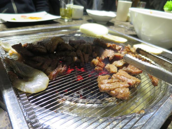 青島 焼肉