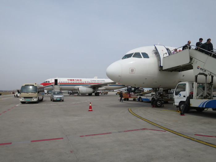 中国東方航空 機内食 エコノミー