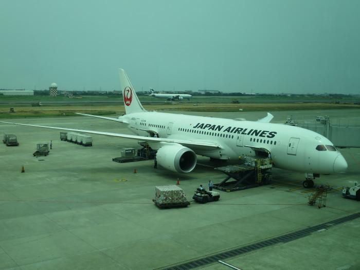 JAL 機内食 台湾線