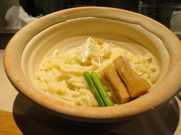 ほそ道 京橋 カレーつけ麺