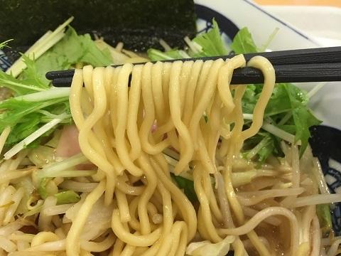 かきちゃんぽん麺