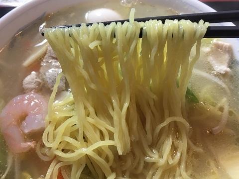 タンメン麺