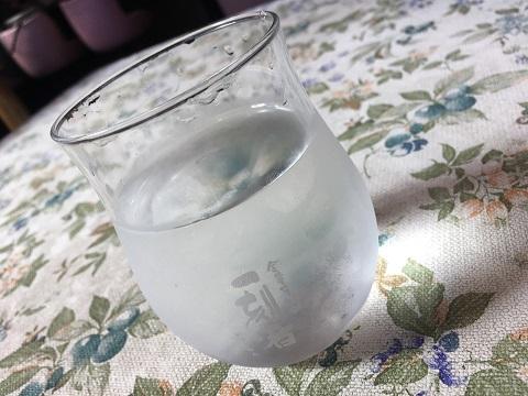 天花グラス