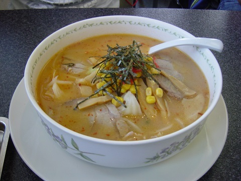 一二三白湯麺