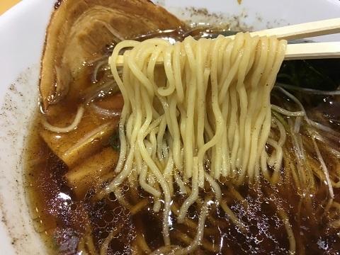 焦がしニンニク麺