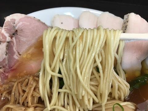 特製生姜麺