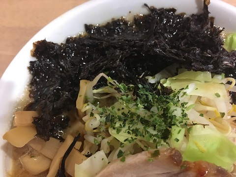 辛味噌岩ノリ3