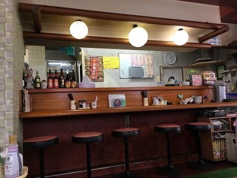 栗山カウンター