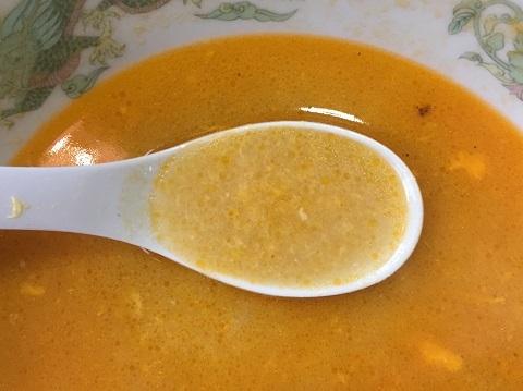 酢辣湯麺スープ