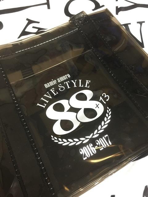 namie amuro LIVE STYLE 2016-2017 LIVE DVD Blu-ray ミニトートバック