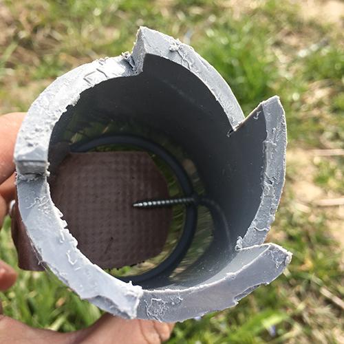 DIYで打ち抜き井戸を掘る!① ~失敗の連続~⑤